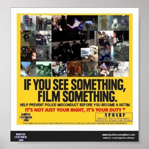 If You See Something, Film Something Poster