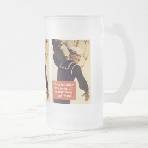 If You Tell World War 2 Mug