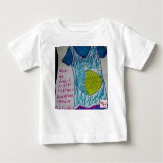 If you think…. a light flax burn baby T-Shirt