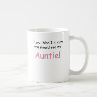 IF YOU THINK IM CUTE YOU SHOULD SEE MY AUNTIE.png Coffee Mug