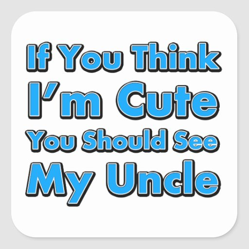 I Love You Uncle Quotes : Great Uncle From Niece Quotes - Quotes Canyon