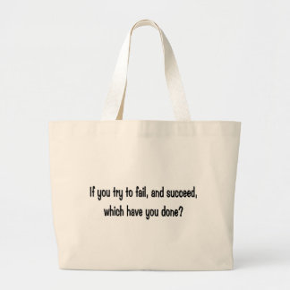 If you try canvas bags