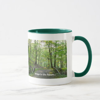 If you want to know your past...Chinese Proverb Mug