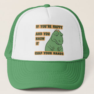 If Your Arms Reach Trucker Hat