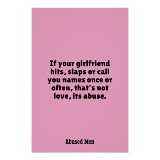 If Your Girlfriend Hits, Slaps Or Call You … Poster