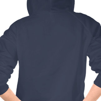 If Your God Is such a Wuss... Hooded Sweatshirt