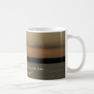 If you're lucky enough to live at the... mugs