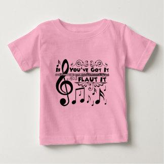 If You've Got It - Flaut It Apparel Baby T-Shirt