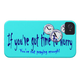 If You've Got Time to Worry... iPhone 4 Covers