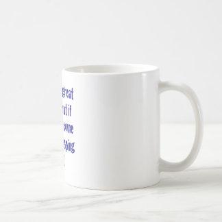 If Zombies Come Im So Tripping You Coffee Mug