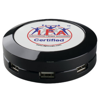IFA Certified Black Charge Hub