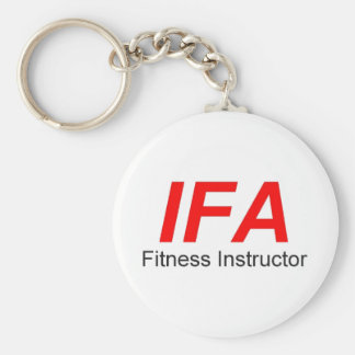 IFA Fitness Instructor Key Chain