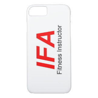 IFA Fitness Instructor Phone Case