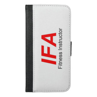 IFA Fitness Instructor Phone Wallet