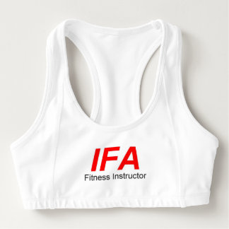 IFA Fitness Instructor Women's Alo Sports Bra