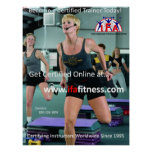 IFA Trainer Seminar Poster