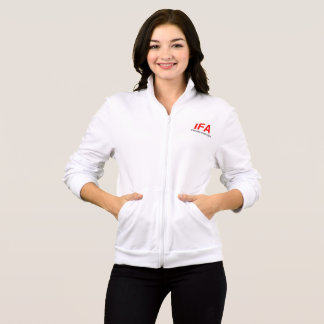 IFA Women's California Fleece Zip Jogger Jacket