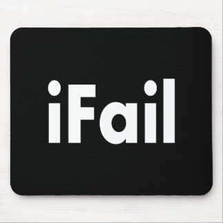 iFail Mouse Pad