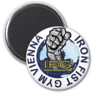 IFGV 2 INCH ROUND MAGNET