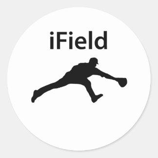 iField Sticker