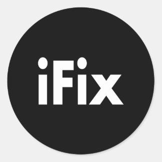 iFix Stickers