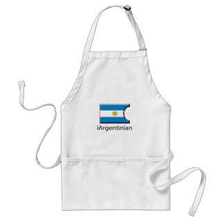 iFlag Argentina Adult Apron