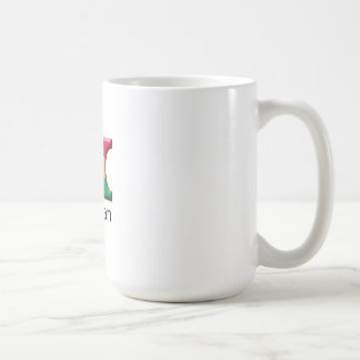 iFlag Bolivia Classic White Coffee Mug