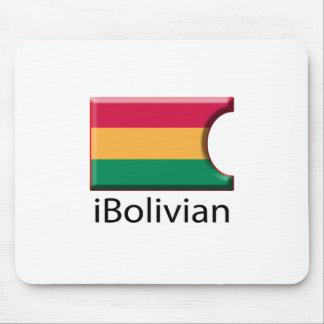 iFlag Bolivia Mouse Pad