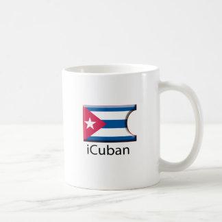 iFlag Cuba Classic White Coffee Mug