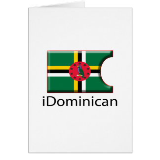 iFlag Dominica Card