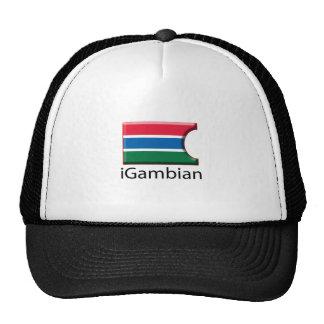 iFlag Gambia Gorros