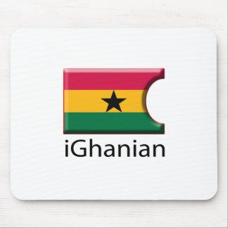 iFlag Ghana Mouse Pad