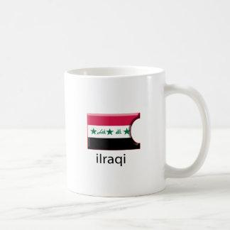 iFlag Iraq Classic White Coffee Mug