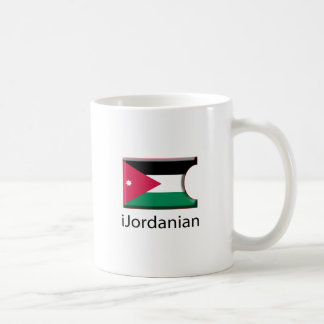 iFlag Jordan Coffee Mug