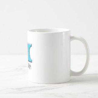 iFlag Kazakhstan Classic White Coffee Mug