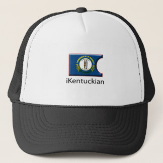 iFlag Kentucky Trucker Hat