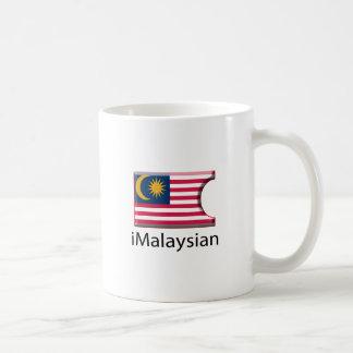 iFlag Malaysia Classic White Coffee Mug