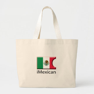 iFlag Mexico Tote Bags
