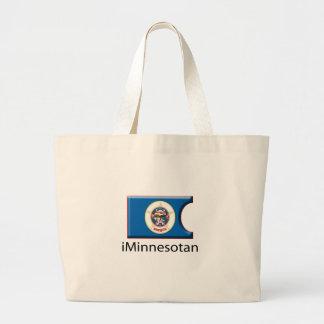 iFlag Minnesota Bolsas De Mano