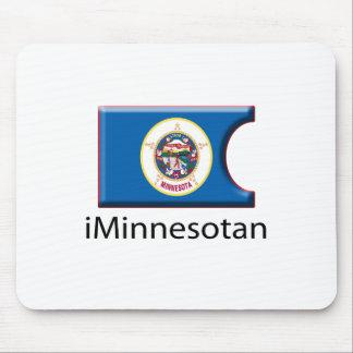 iFlag Minnesota Mouse Pad