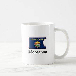 iFlag Montana Classic White Coffee Mug