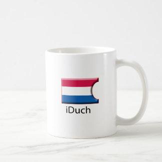 iFlag Netherland Classic White Coffee Mug