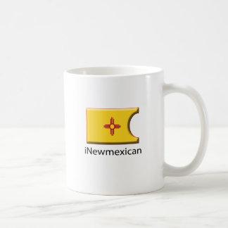 iFlag New Mexico Classic White Coffee Mug