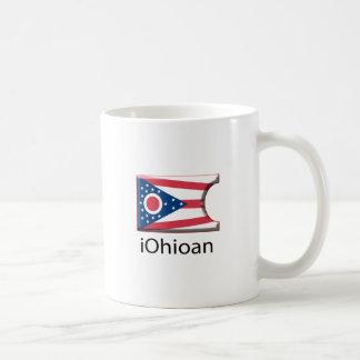 iFlag Ohio Classic White Coffee Mug