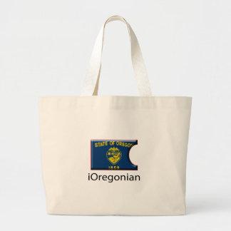 iFlag Oregon Tote Bags
