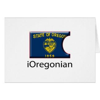 iFlag Oregon Card