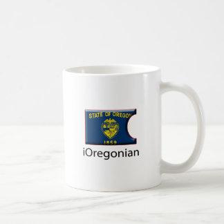 iFlag Oregon Classic White Coffee Mug