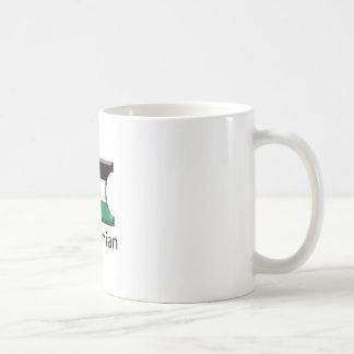 iFlag Palestine Classic White Coffee Mug
