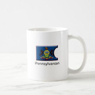 iFlag Pennsylvania Taza Clásica
