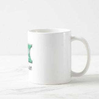 iFlag Saudi Arabia Classic White Coffee Mug